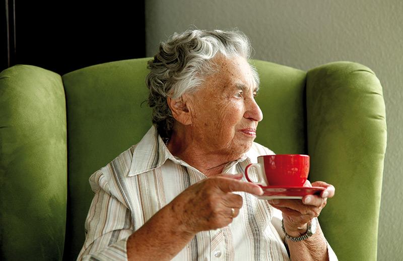 Wohnen in der Seniorenresidenz Ernstthal